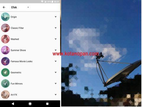 Aplikasi Bokeh Edit Video dan Foto 2019