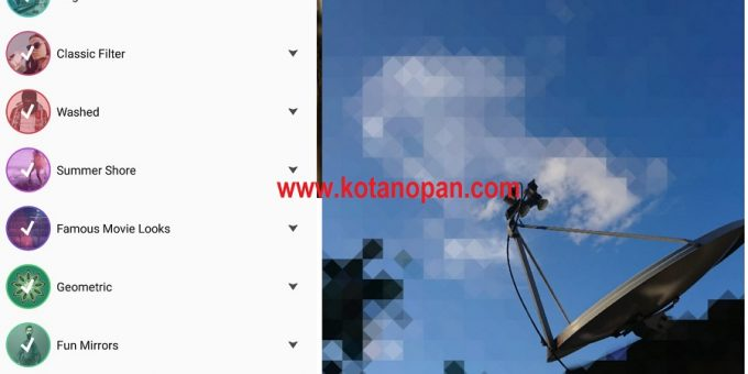 Aplikasi Bokeh Edit Video dan Foto 2019