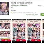 Aplikasi Tutorial Hijab Terbaik dan Mudah di Terapkan 2019