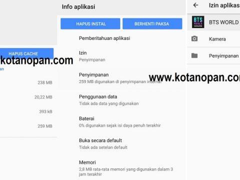 Download Aplikasi BTS WORLD