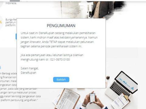 Download Aplikasi Dana Rupiah Yang Menghilang dari Playstore