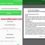 Download Aplikasi Lalabi APK pengirim WA Massal Free