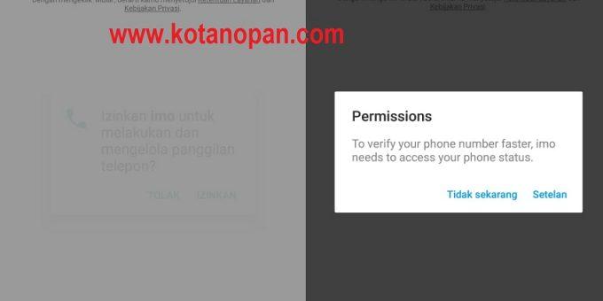 Download IMO Aplikasi Chat Pesaing WA dan BBM