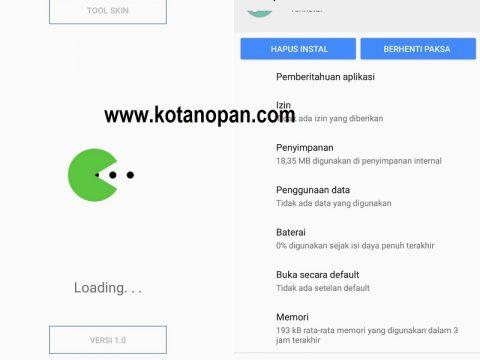 Download Tool Skin APK Aplikasi Penganti Background Game