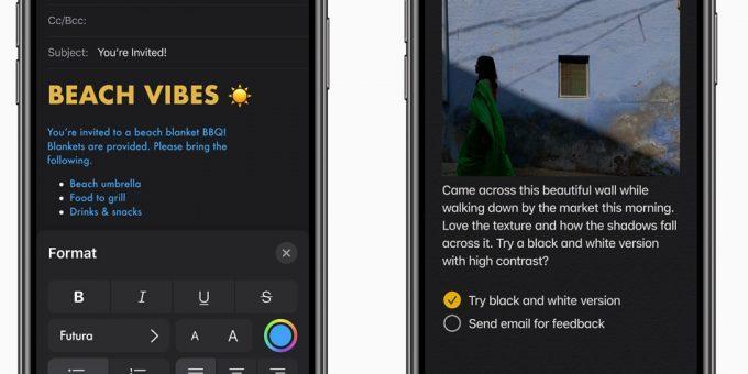 IOS 13 Mulai di Perkenalkan Dengan Berbagai Kelebihanya di WWDC 2019IOS 13 Mulai di Perkenalkan Dengan Berbagai Kelebihanya di WWDC 2019