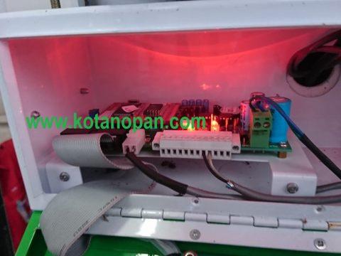 Memperbaiki Tiket Printer SPBU Error dan Tidak Bisa Digunakan