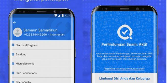 Aplikasi Untuk Melihat Nama Kita di Kontak Whatsapp Orang Lain. Sumber gambar:AplikasiGetcontact.