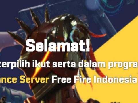 Free Fire Advance Server Garena