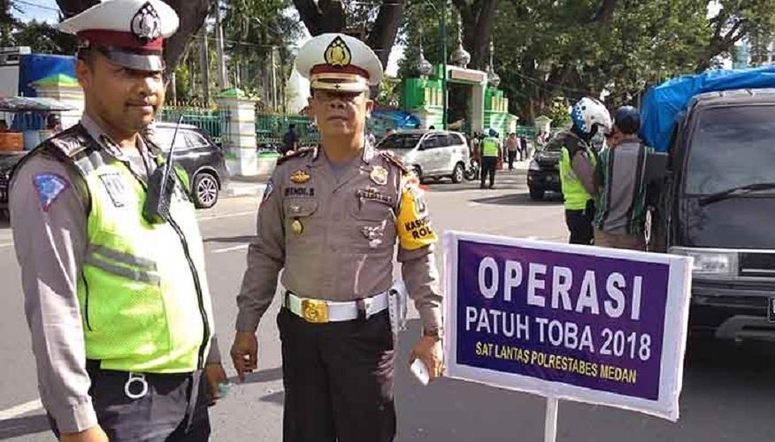 Operasi Patuh Jaya 2019 Tidak Berlaku Di Seluruh Indonesia