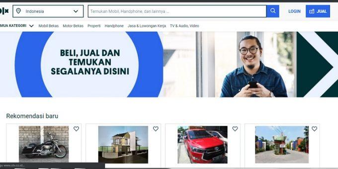 Membandingkan Tampilan Olx Indonesia Dan Olx Negara Lain Di Dunia
