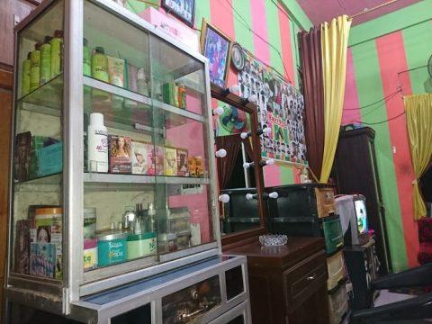 Wanda Salon, Salah Satu Salon Pertama Di Kotanopan