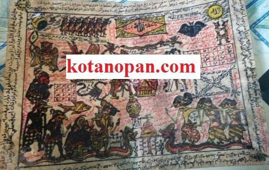 Tambang Liring Darah, Karya Seni Mistik Dari Kalimantan