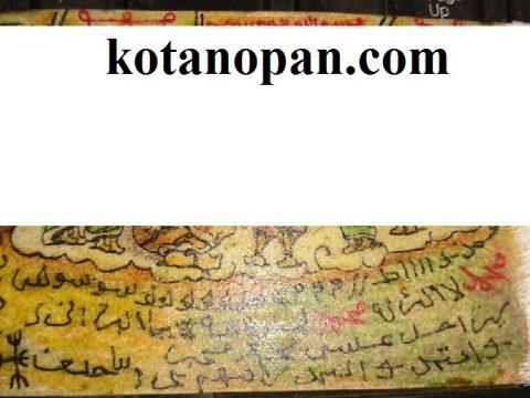 Review Tambang Liring Aliran kanan Tembang liring Asli Kalimantan