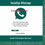 Download Social Spy WhatsApp Aplikasi Android Penyadap WA, Efektifkah?
