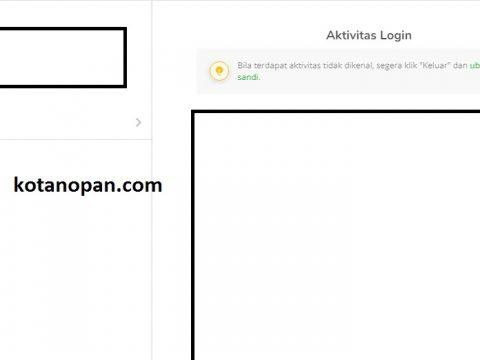 Cara Ganti Password Tokopedia dan Menghapus Akun Tokopedia
