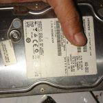 Penyebab hardisk Komputer tidak terbaca atau rusak