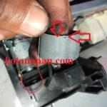 Penyebab dan cara memperbaiki Printer L120 tidak bisa menarik kertas / paper jam